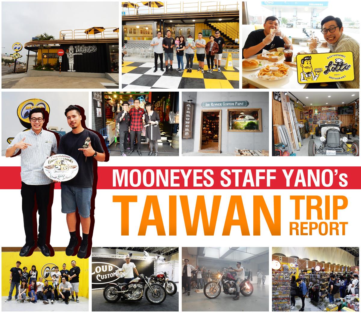 「RIDE FREE 8」TRIP REPORT in Taiwan!