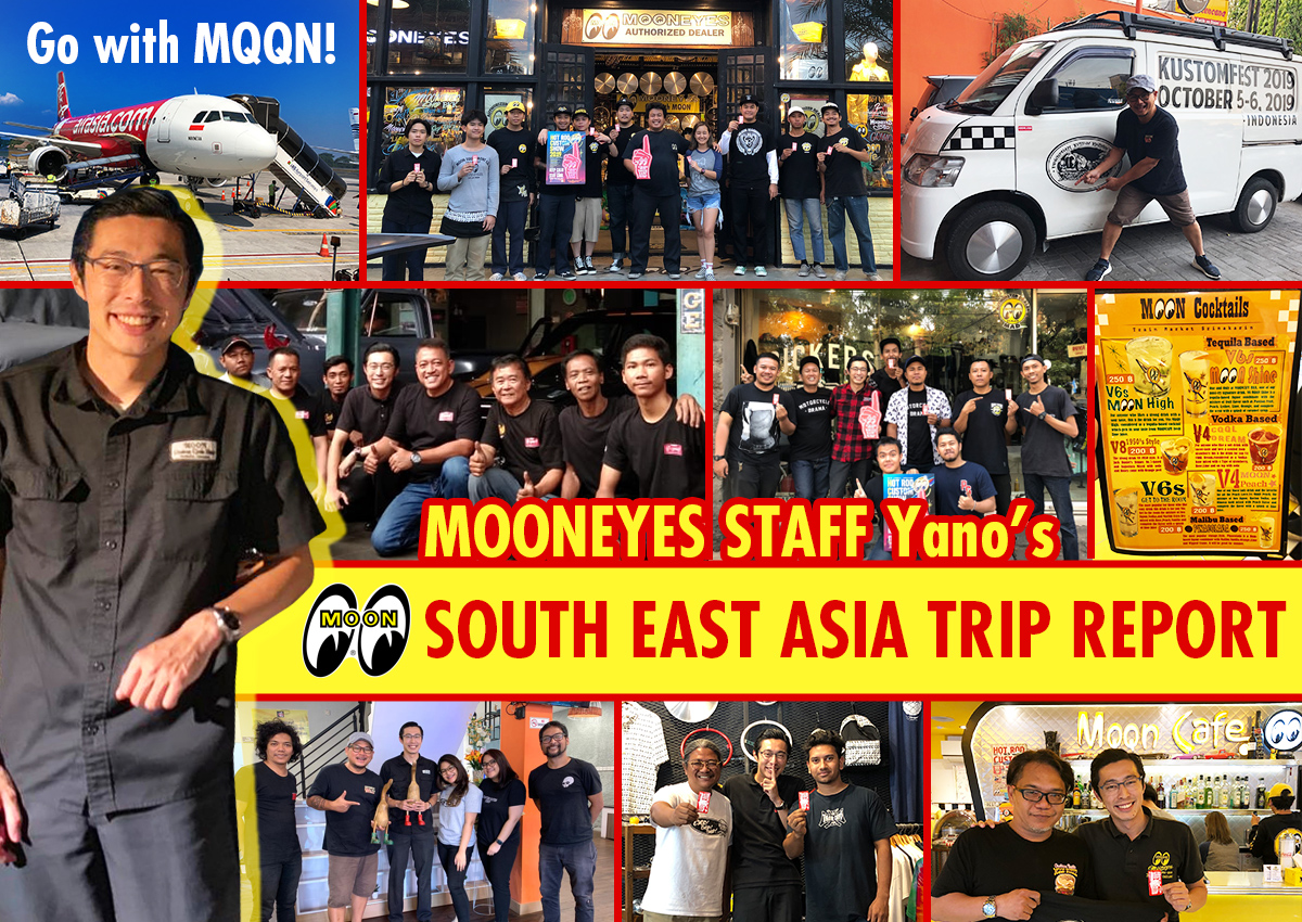 Southeast Asia Trip Report!!